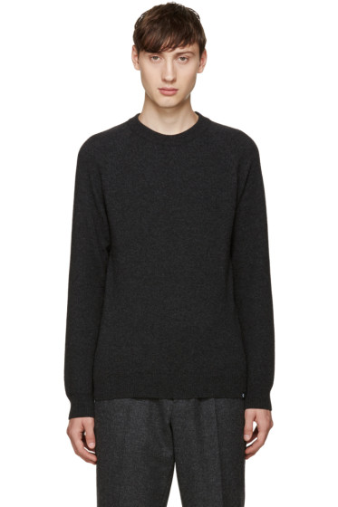 PS by Paul Smith - Grey Merino Sweater