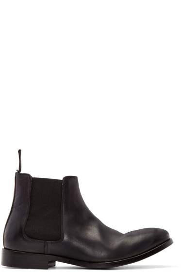 PS by Paul Smith - Black Lydon Chelsea Boots