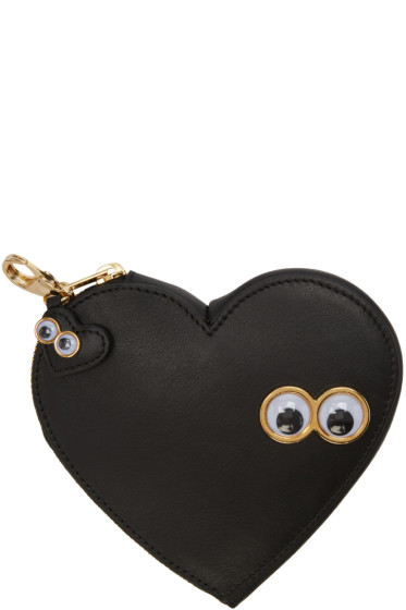 Sophie Hulme - Black Stanley & Flo Coin Pouch