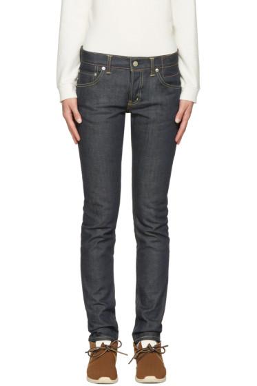 Visvim - Blue Social Sculptures Jeans
