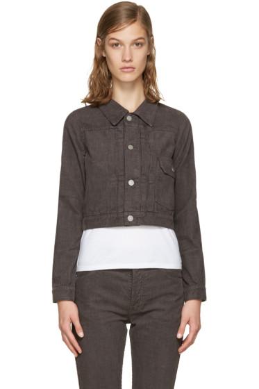 Visvim - Brown Corduroy Slub Jacket