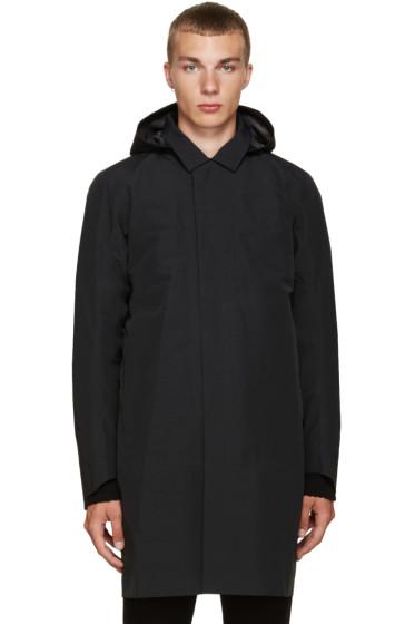 Arc'teryx Veilance - Black Galvanic IS Coat