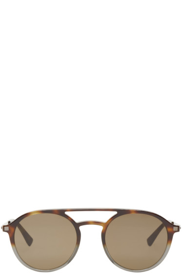 Mykita - Tortoiseshell Tupit Lite Sunglasses