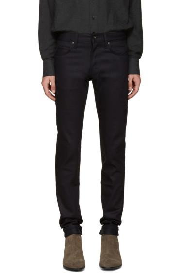 Naked & Famous Denim - Black Superskinny Guy Jeans