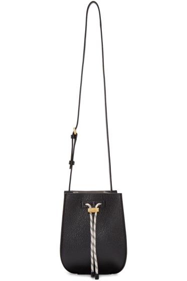 Maiyet - Black Mini Sia Bucket Bag