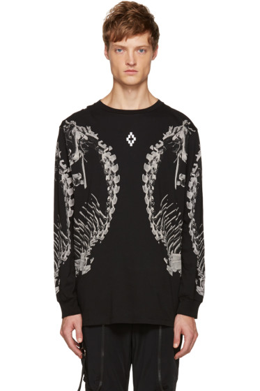 Marcelo Burlon County of Milan - Black Bove T-Shirt