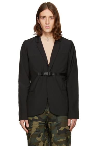 Hood by Air - Black Ken Suit Blazer
