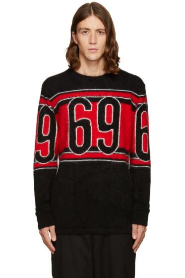 Hood by Air - Black Kurt '69' Sweater