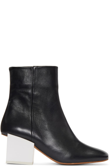 Jacquemus - Navy Arlequin Boots