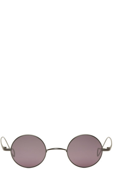 Christian Dada - Black Buddy Optical Edition Araki Sunglasses