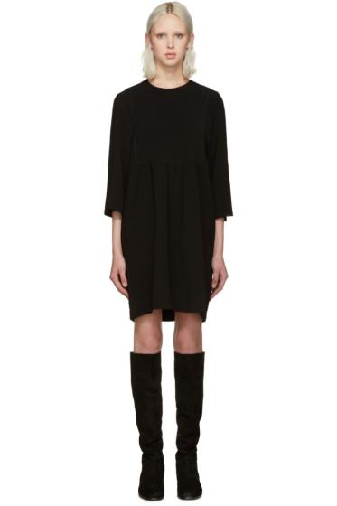 Isabel Marant - Black Cady Aggy Dress