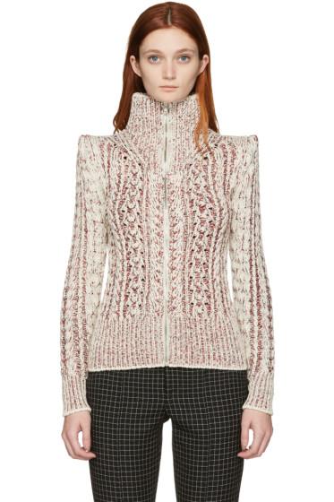 Isabel Marant - Ecru Easley Sweater
