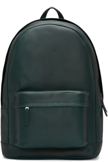 PB 0110 - Green CA 6 Backpack