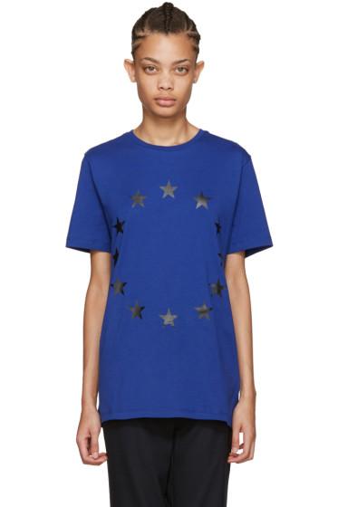 Etudes - Blue Page Europa T-Shirt