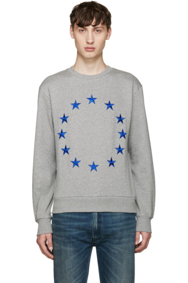 Etudes - Grey Etoile Europa Sweatshirt