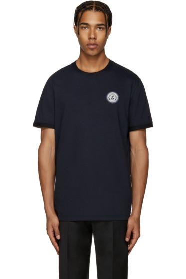 Versace Underwear - Navy Logo T-Shirt