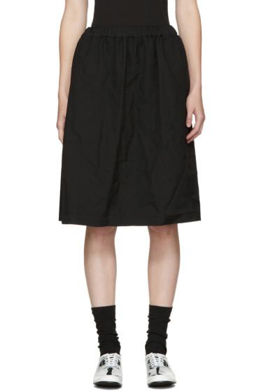 Comme des Garçons Girl - Black Volume Skirt