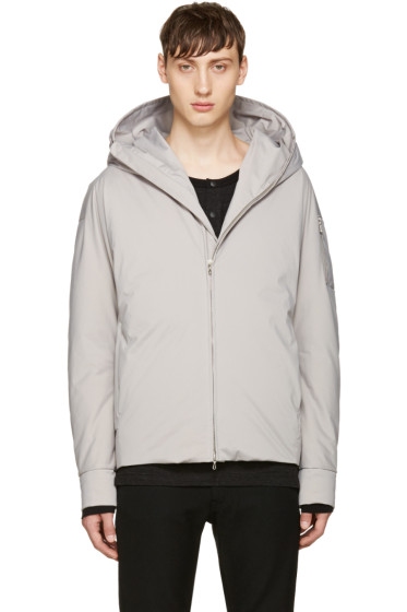 Attachment - Grey Down Short Jacket