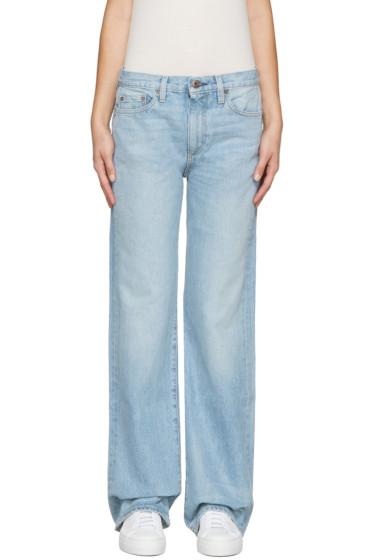 Simon Miller - Blue W006 Piedra Jeans
