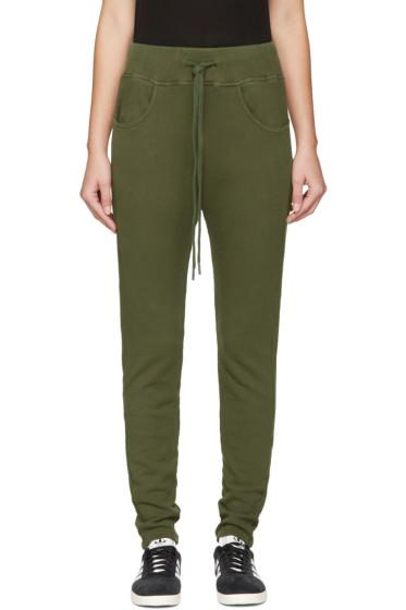 Earnest Sewn - Green Kendall Lounge Pants