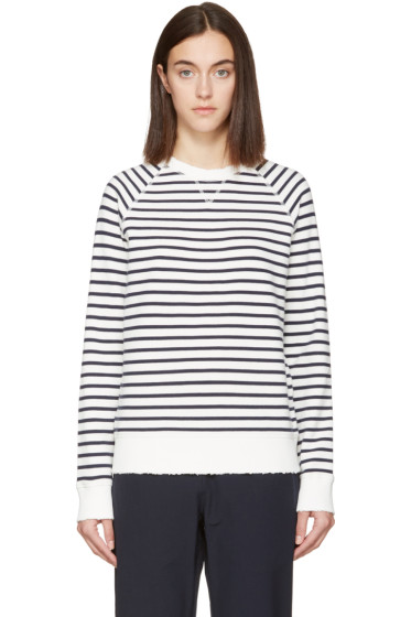 Earnest Sewn - Off-White Ella Pullover