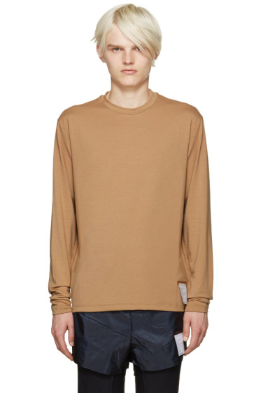 Satisfy - Brown Packable T-Shirt