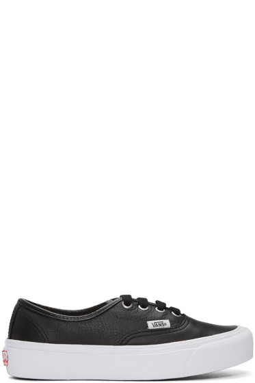 Vans - Black OG Authentic LX VL Sneakers