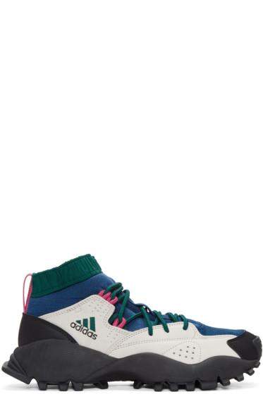 adidas Originals - Multicolor Seeulater High-Top Sneakers