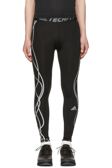 Adidas x Kolor - Black Techfit Tights