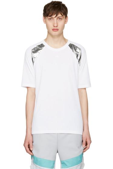 Adidas x Kolor - White Climachill T-Shirt