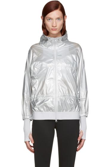 adidas by Stella McCartney - Silver Run Metal Jacket