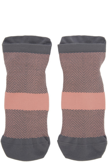 adidas by Stella McCartney - Multicolor Ankle Socks Two-Pack