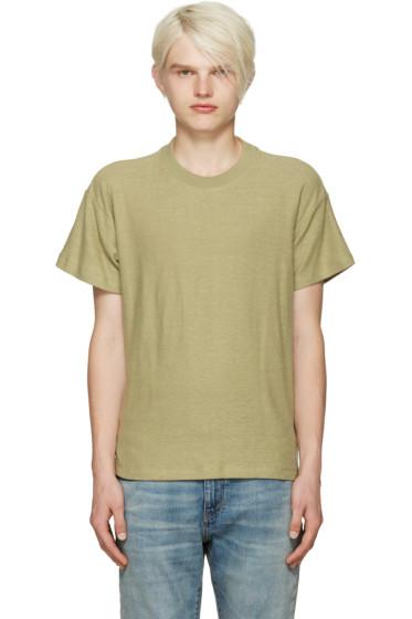 Fanmail - Green Boxy T-Shirt
