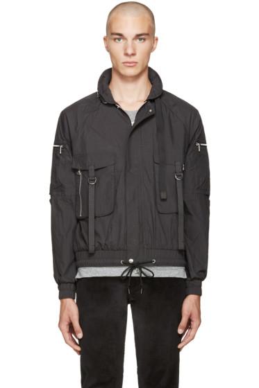 John Elliott - Grey Parachute Jacket