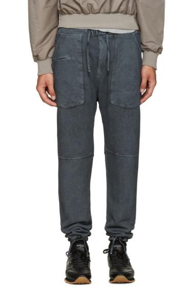 Stone Island Shadow Project - Grey Fleece Lounge Pants