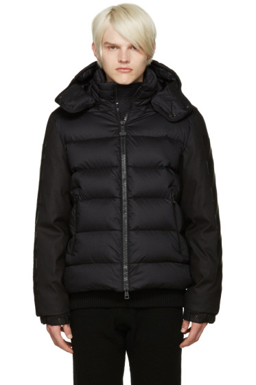 Moncler O - Black Enclos Jacket