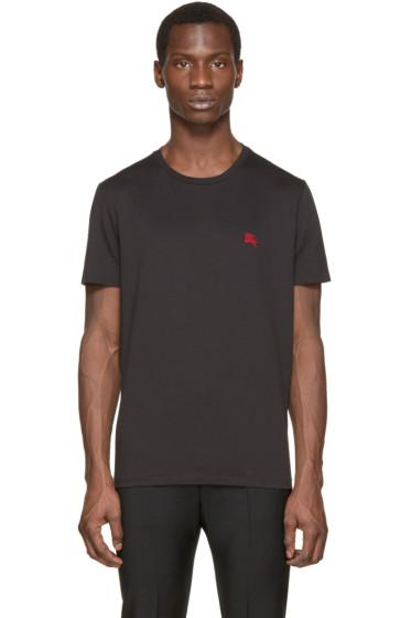 Burberry Brit - Black Logo T-Shirt