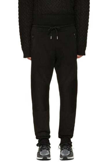 Diesel - Black P-Work Lounge Pants