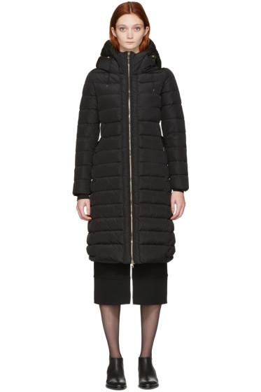 Moncler - Black Down Imin Coat