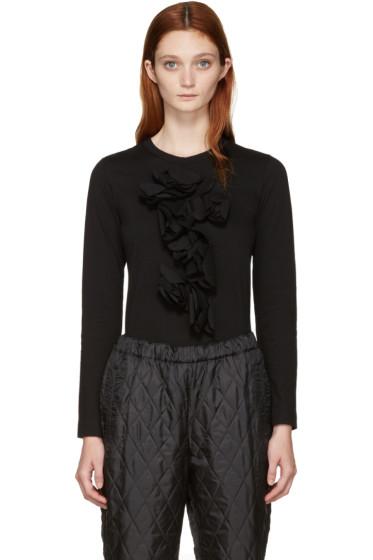 Comme des Garçons - Black 3D T-Shirt