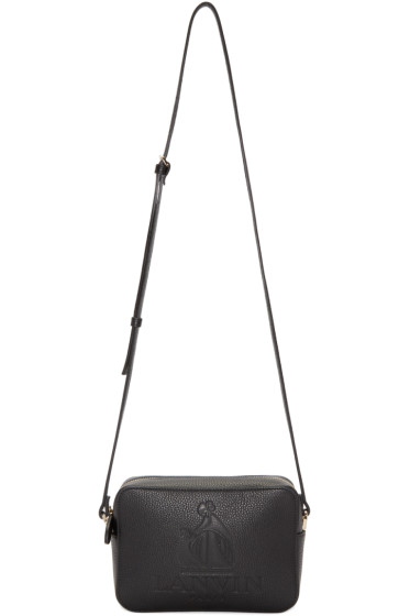 Lanvin - Black So Lanvin Camera Bag