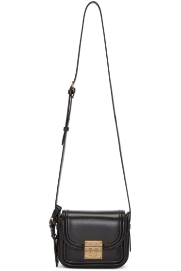 Lanvin - Black Mini Lala Bag