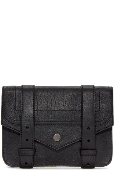 Proenza Schouler - Black Large PS1 Chain Clutch