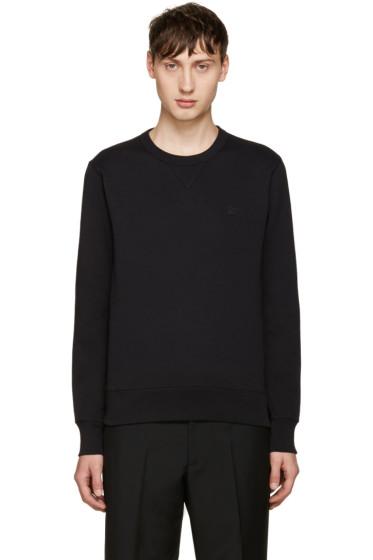 Burberry - Black Colesden Core Sweatshirt