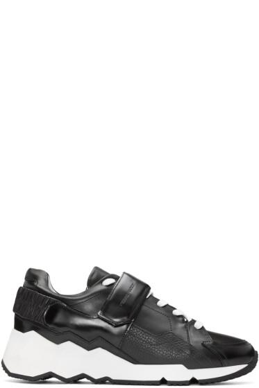 Pierre Hardy - Black Comet Sneakers