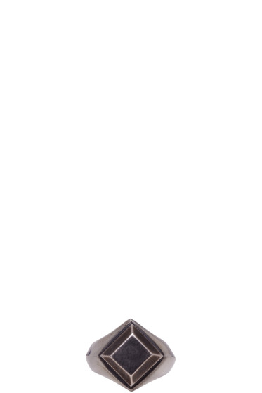 Ann Demeulemeester - Silver Stud Ring