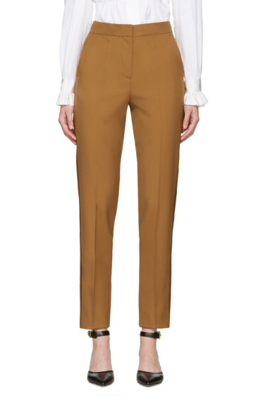 Roksanda - Tan Welles Trousers