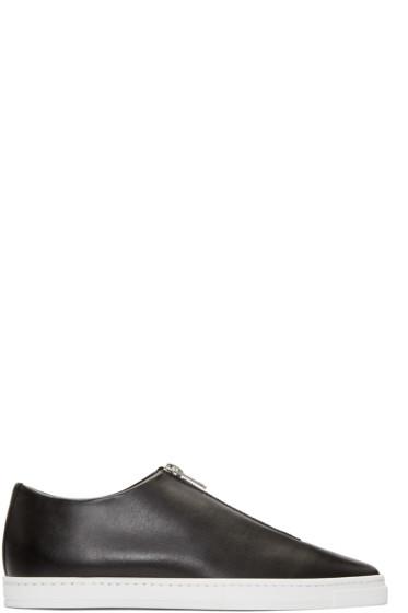 Stella McCartney - Black Medusa Sneakers