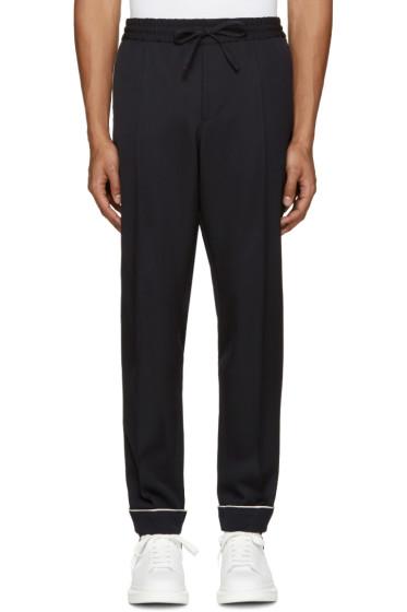 Valentino - Navy Pyjama Trousers