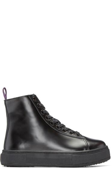 Eytys - Black Kibo High-Top Sneakers